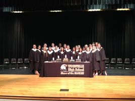 National Honor Society Inducts 34 New Members