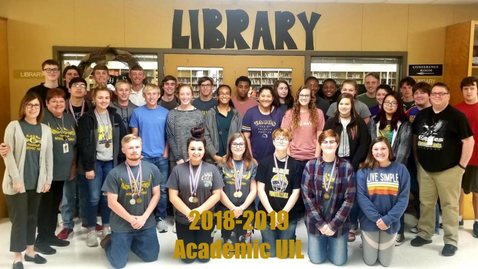 Academic UIL District Meet
