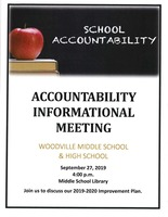 Accountability Meeting for MS-HS