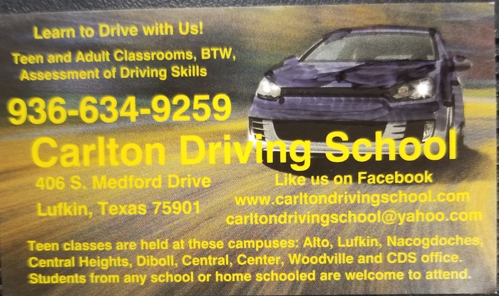Carlton Driving School