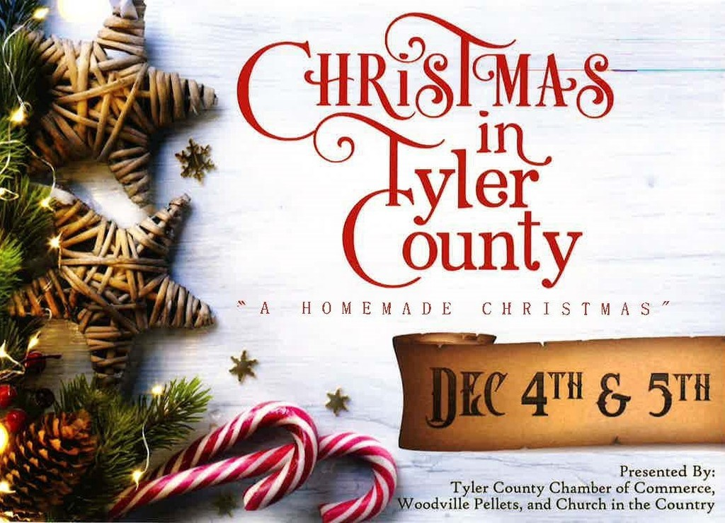 Christmas in Tyler County
