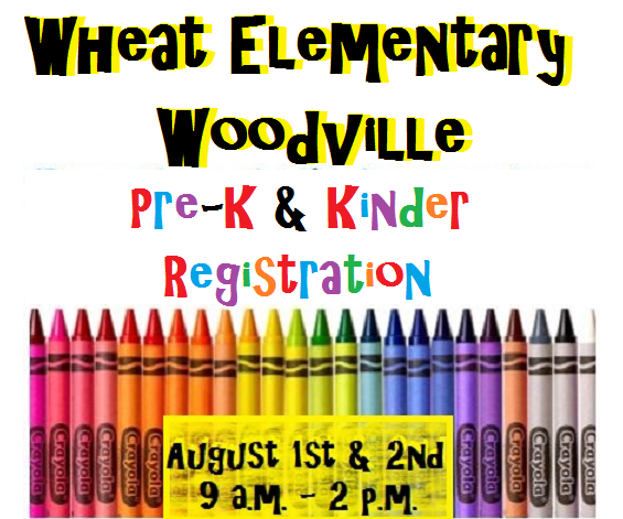 PreK & Kinder Registration