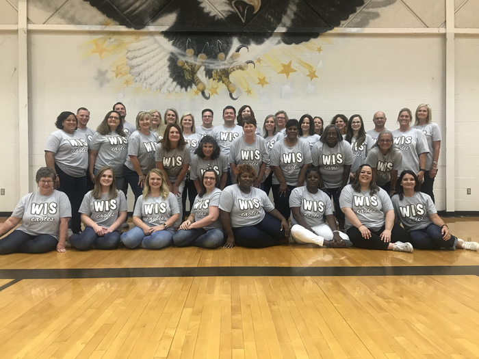 2018-2019 WIS faculty and staff