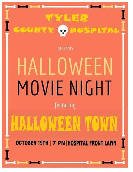 Halloween Movie Night