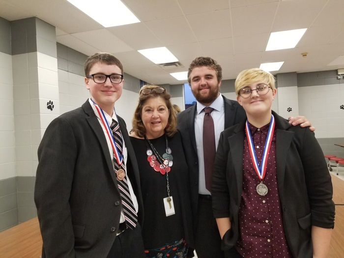 WHS Congressional Debate Team