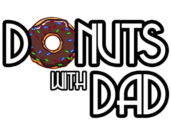 Donuts with dad tomorrow