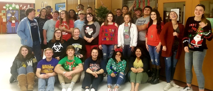 NHS Christmas Party