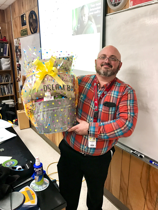 WHS Teacher of the Year