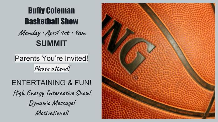 Buffy Coleman Basketball Show