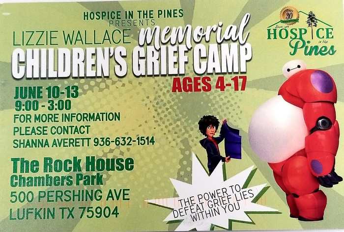 Children's Grief Camp