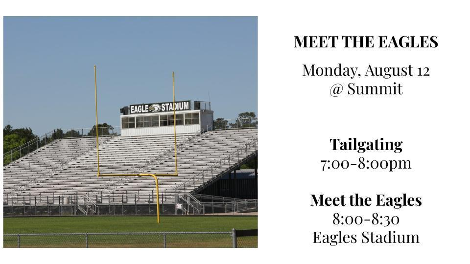 Meet the Eagles 2019
