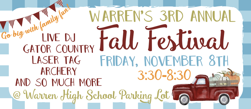 Warren's Fall Festival