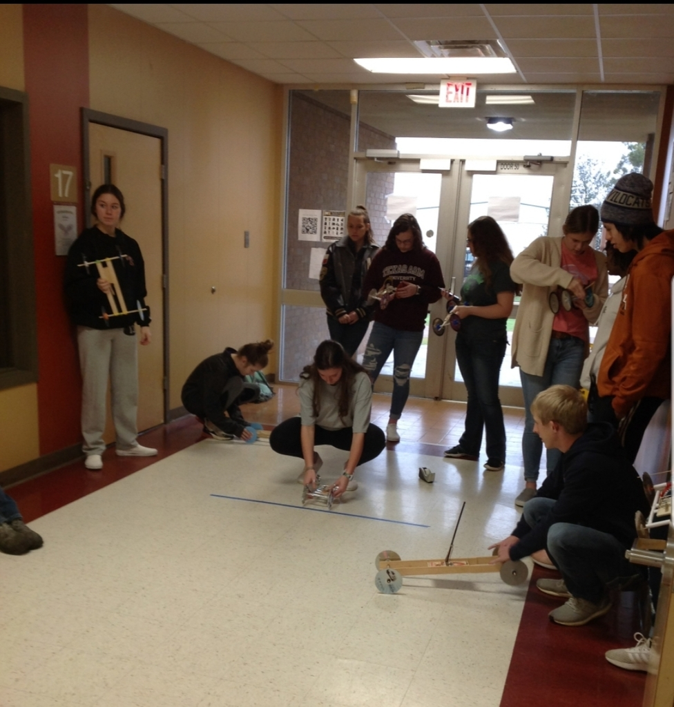 Coach Kelly's AP/PreAP Mousetrap Cars