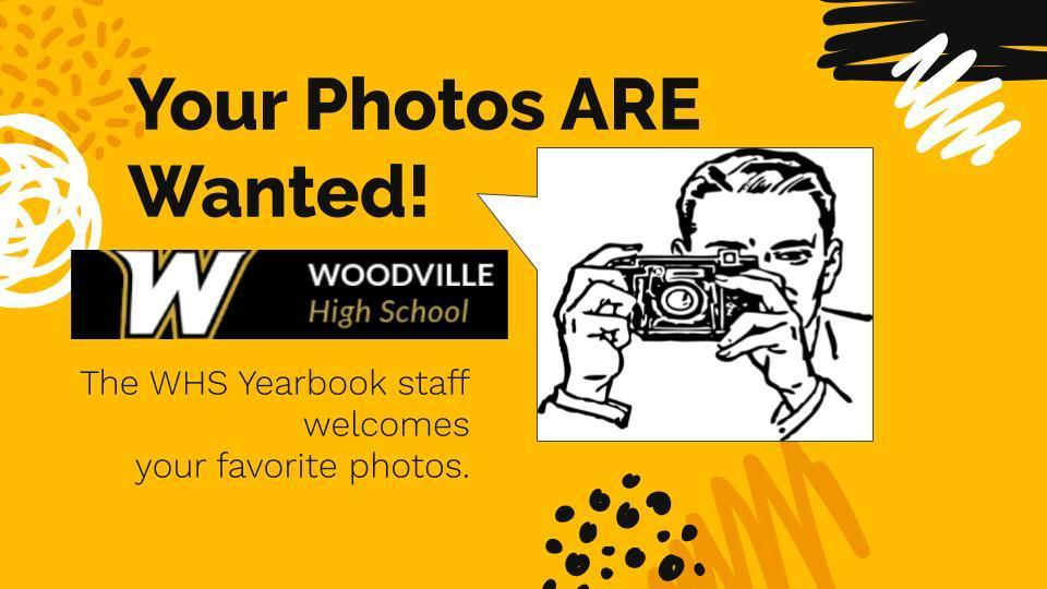 Yearbook Needs Your Pictures!