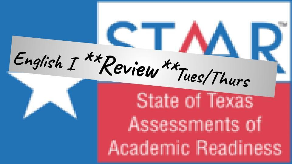 STAAR EngI Review