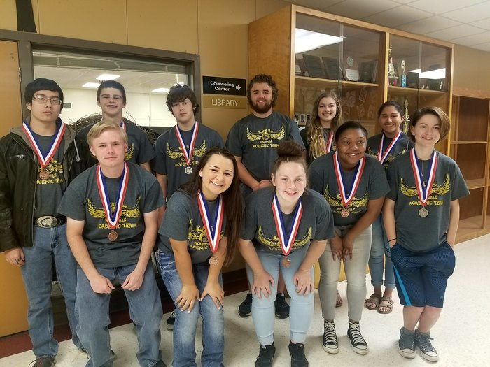 UIL Medal Recipients
