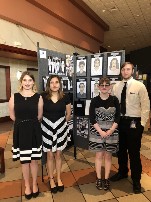 State Finalist Theatrical Design Team