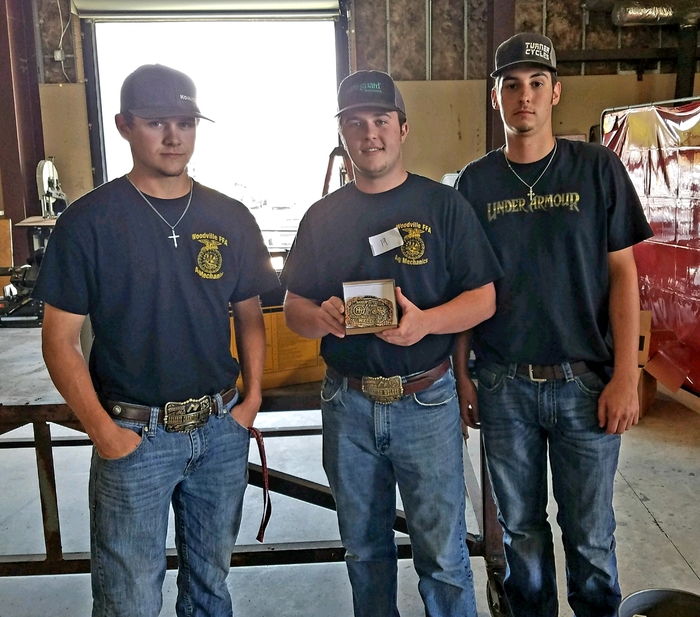 Hardin Jefferson Invitational Welding Contest
